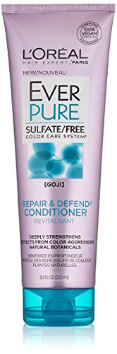 L'Oreal Paris Hair Care Expertise Everpure Repair and Defend Conditioner, 8.5 Fl Oz