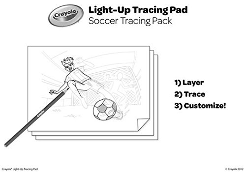 Crayola; Light-up Tracing Pad, Coloring Board for Kids, Easy ...