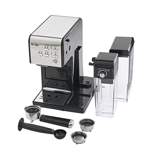 Mr-Coffee-One-Touch-CoffeeHouse-Espresso-Maker-and-Cappuccino-Machine