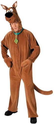scooby doo full body costume - Rubie's Costume Deluxe Scooby Doo Costume