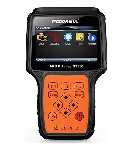 FOXWELL Automotive Scanner 630