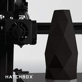 HATCHBOX-PLA-3D-Printer-Filament-Dimensional-Accuracy-003-mm-1-kg-Spool-175-mm-Black-Pack-of-1