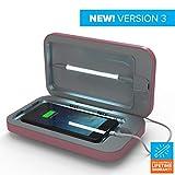 PhoneSoap 3 UV Cell Phone Sanitizer...