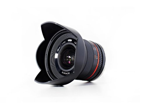 Rokinon 12mm F2.0 NCS CS Ultra Wide Angle Lens Sony