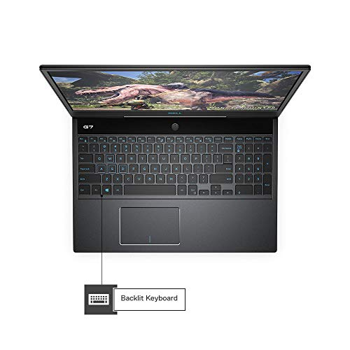 Dell Gaming-G7 7590 15.6-inch FHD Laptop (9th Gen Core i7-9750H/16GB/512GB SSD/Windows 10 + MS Office/8GB NVIDIA 2070 Graphics/Abyss Grey) 4