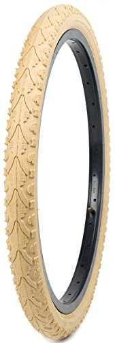 Kenda Tires Kwest Commuter/Folding/Recumbent Bicycle Tires, Cream, 20-Inch x 1.75
