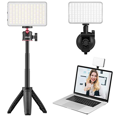 VIJIM-Video-Conference-Lighting-KitZoom-Lighting-for-Computer-Video-Conferencing-with-Suction-Cup-and-Tripod-StandComputer-Laptop-Lamp-for-Zoom-CallsRemote-WorkingOnline-Meeting