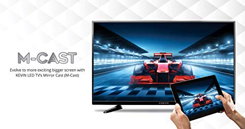 Kevin 102 cm (40 Inches) Full HD LED Smart TV KN40001A (Black) 19