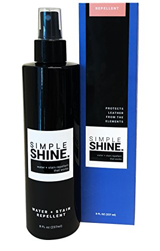 Premium Water Repellent Spray and Stain Protector Waterproofing for Shoes, Boots, Leather Bags, and More   Luxury Brand Waterproofer   Waterproof Made in USA