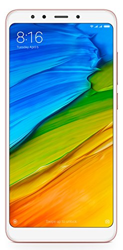 41Q9wLJIybL - Redmi 5 (Rose Gold, 64GB)