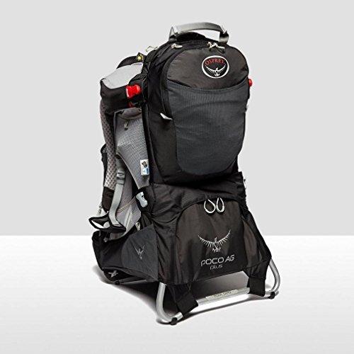 Osprey Poco AG Plus Child Carrier, Black, One Size