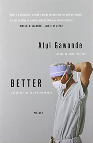 Better:A Surgeon Notes on Performance