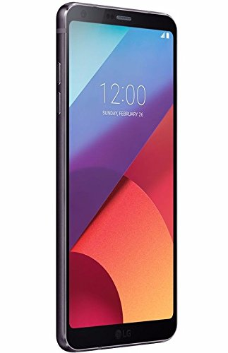 "LG G6 H870 32GB (FACTORY UNLOCKED) 5.7"" QHD (BLACK) International Version - No USA Warranty"