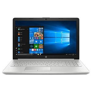 HP 15 Core i3 7th gen 15.6-inch Laptop (4GB/1TB HDD/Windows 10 Home/Natural Silver/2.04 kg), 15-DA0326TU