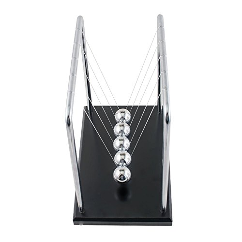 Davidsons Collection Newtons Cradle Pendulum BallsBalance Balls Desk