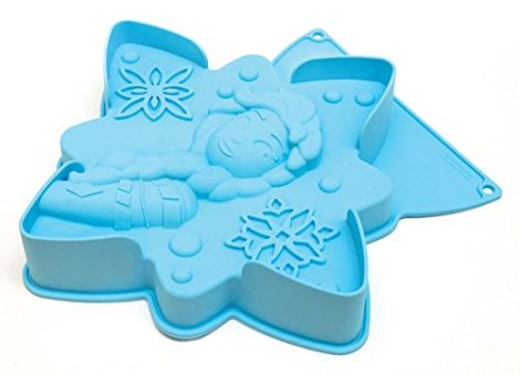 Frozen Stampo Torta Silicone