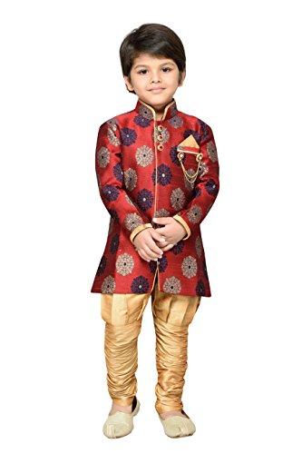 AJ Dezines Kids Festive Sherwani for Boys
