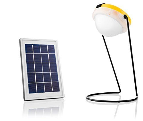 Greenlight Planet Sun King Pro AN Portable Solar Lantern Plus USB Charger