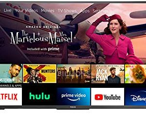 Toshiba 43LF621U19 43-inch Smart 4K UHD TV - Fire TV Edition 14