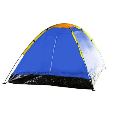 2-Person-Tent-Dome-Tents-for-Camping-with-Carry-Bag-by-Wakeman-Outdoors-Camping-Gear-for-Hiking-Backpacking-and-Traveling-BLUE