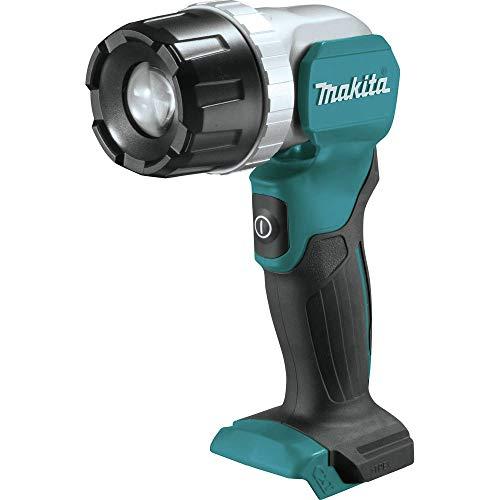 Makita ML106 12V Max CXT Lithium-Ion Cordless Adjustable Beam L.E.D. Flashlight, Only