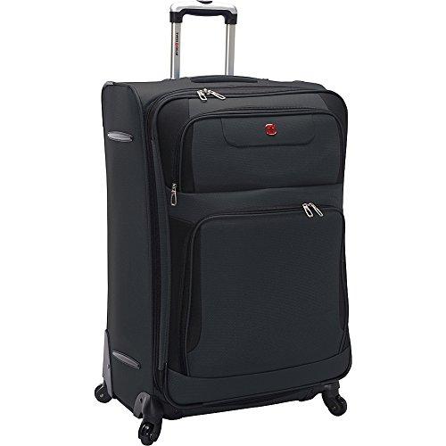 """SwissGear Maggiore 28"""" Suitcase, Grey"""