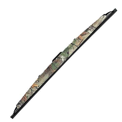 Realtree Camo Windshield Wiper Blades | Xtra | 18', Xtra, Single