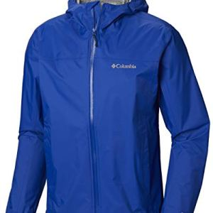 Columbia Men's EvaPOURation Rain Jacket, Waterproof and Breathable 4 Fashion Online Shop 🆓 Gifts for her Gifts for him womens full figure