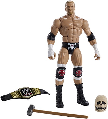 WWE Wrestlemania Elite Triple H Wrestlemania 32 Action Figure