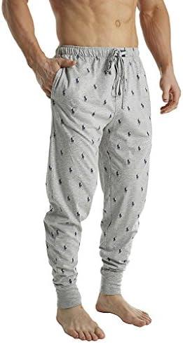 Polo Ralph Lauren Men's Knit Covered Waistband Jogger Pants | TellGrade