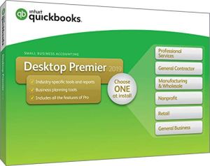 QuickBooks Desktop Pro 2019 + Quick Reference Sheet [PC Download]