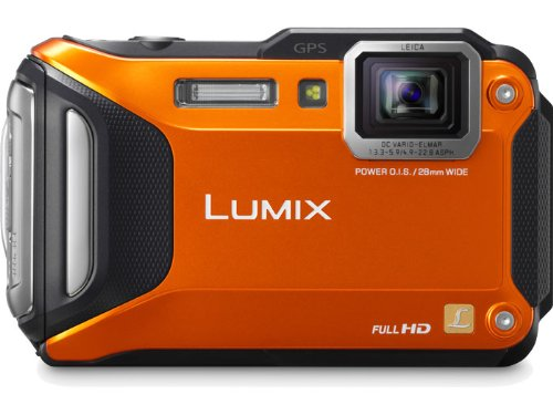 Panasonic Lumix DMC-TS5 Tough Digital Camera
