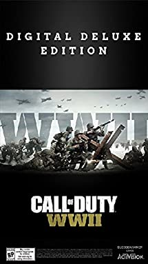 Call of Duty: WWII Digital Deluxe - PS4 [Digital Code]