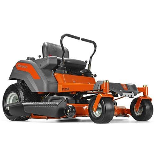 Husqvarna 967324101 V-Twin 724 cc Zero Turn Mower, 54'