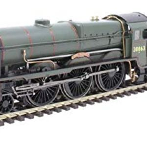 Hornby R3635 BR Lord Nelson 4-6-0 30863 Lord Rodney 41RVxndXeDL