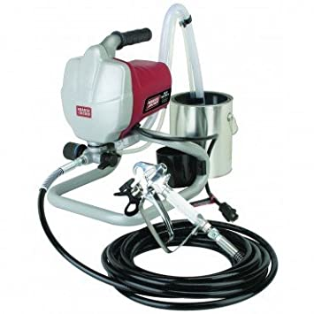 5 8 Hp 3000 Psi Airless Paint Sprayer Kit Includes Stainless Steel Pick