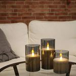 Gray-Glass-Battery-Operated-Flameless-Led-Candles-with-Timer-Warm-White-Flickering-Light-Batteries-Included-Set-of-3