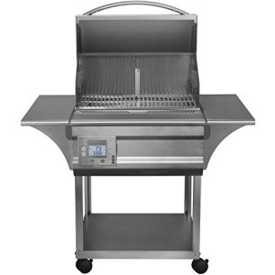 Memphis-Grills-Advantage-Plus-26-inch-Pellet-Grill-On-Cart-VG0050S4-With-FREE-Summer-Grilling-Kit