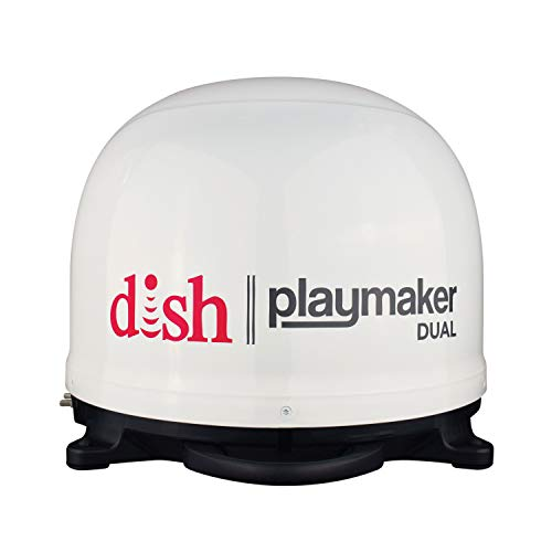 Winegard White Company PL-8000 Dish Playmaker Portable Antenna