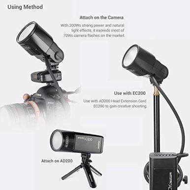 Godox-H200R-Ring-Flash-Head-for-AD200-200ws-Strong-Power-and-Natural-Light-Effects-for-Godox-AD200-Pocket-FlashLight-and-Portable
