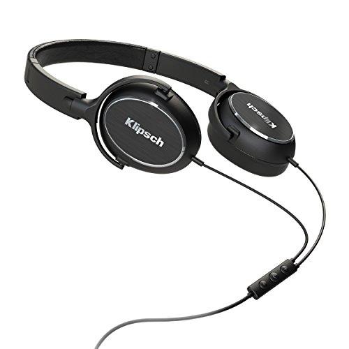 Klipsch R6i On-Ear Negro Supraaural Diadema auricular - Auriculares (Supraaural, Diadema,...