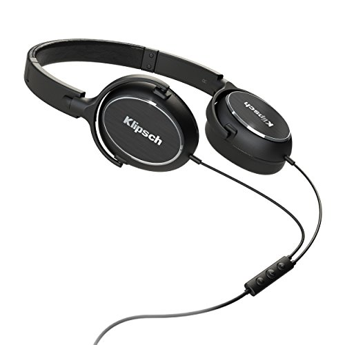 Klipsch 1062410 con Cable On-Ear Negro