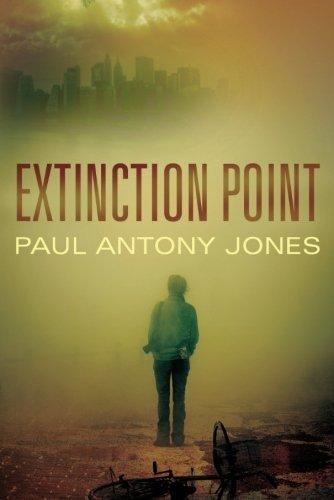 Extinction Point by [Jones, Paul Antony]