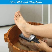 Foot Care Pedicure Stainless Steel File