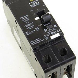 EGB24020 SQD 2P 20A 480Y/277V AC BOLT-ON CIRCUIT BREAKER