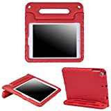 HDE Kids Case for iPad Air 2 (A1566/A1567) Shockproof Bumper Cover with Handle for Apple iPad Air 2