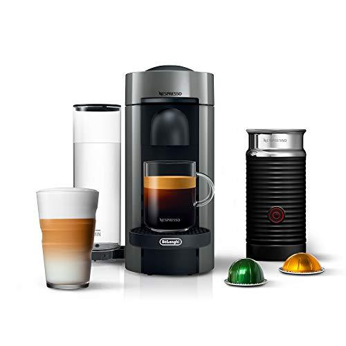 Nespresso Vertuo Plus Deluxe Coffee Espresso Machine