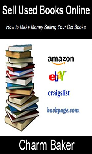 selling used books on amazon