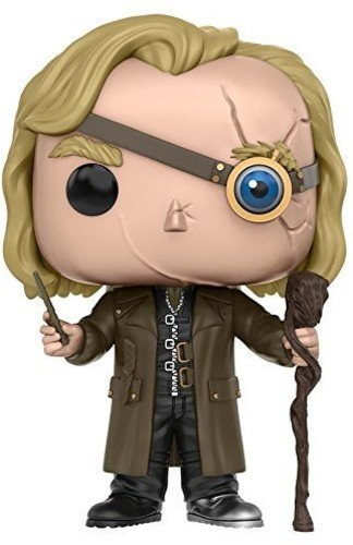 Funko Figura Coleccionable Pop Harry Potter Mad Eye Moody