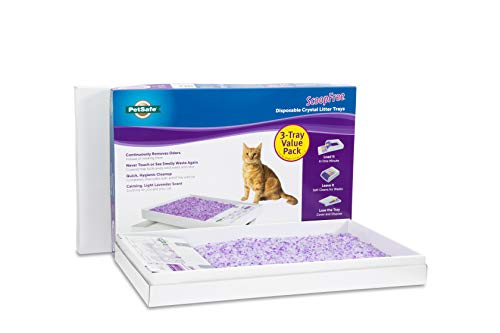 PetSafe Cat Litter Tray (3 pack) (PAC00-16689)
